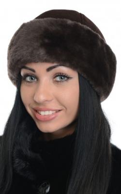 шапка из мутона фото 2