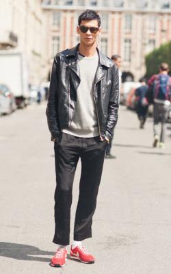 Мужские кожаные куртки 2018-2019 фото 1