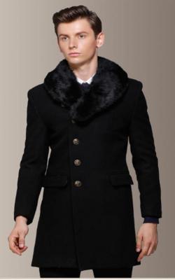 Мужское пальто честерфилд фото 2