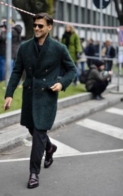 Мужское пальто фото 1
