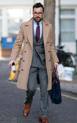 Мужское пальто фото 3