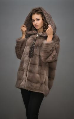 Модели курток из норки