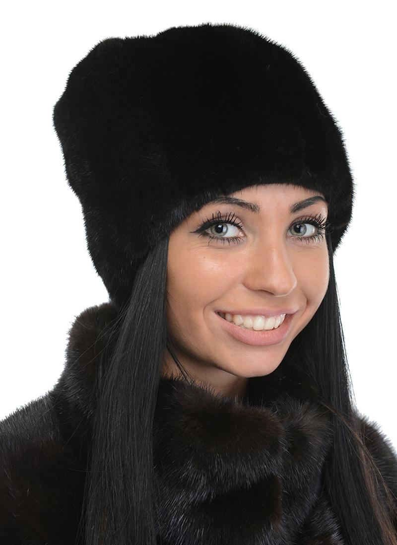 Женские меховые шапки: фото актуальных моделей - Моя шубка