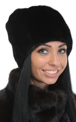 норковая шапка 1