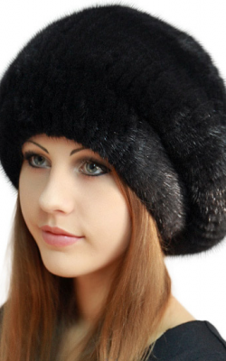 норковая шапка 5