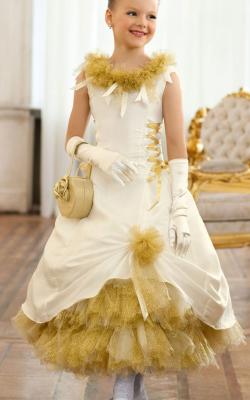 Новогоднее платье для девочки от 10 до 12 лет фото 1
