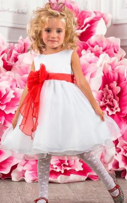 Новогоднее платье для девочки 3, 4, 5 лет фото 1