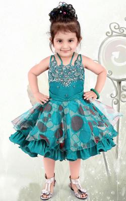 Новогоднее платье для девочки 3, 4, 5 лет фото 3