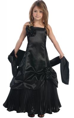Новогоднее платье для девочки от 6 до 9 лет фото 1