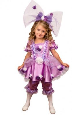 Новогодний костюм для девочки фото 3