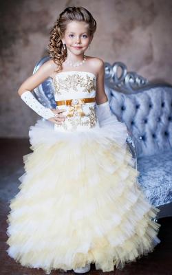 Новогодние платья с пышной юбкой фото 1