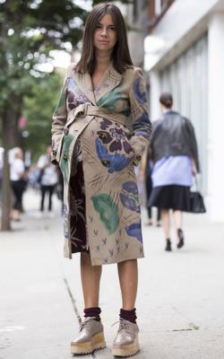 Пальто для беременных фото 4