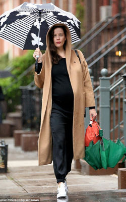 Пальто для беременных фото 8