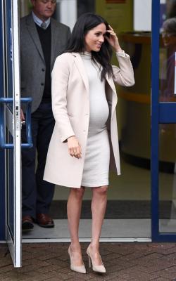 Пальто для беременных фото 9