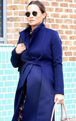 Пальто для беременных фото 10