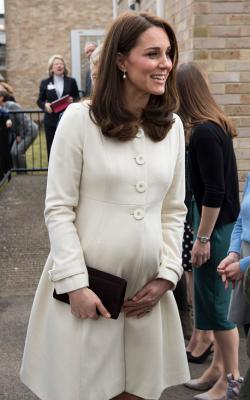 Пальто для беременных фото 11