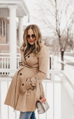 Пальто для беременных фото 12