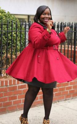 пальто для полных - копия