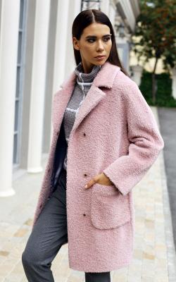 женское пальто из альпаки фото 5
