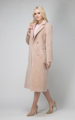 женское пальто из альпаки фото 24