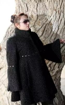 пальто из каракуля7