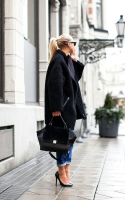 Зимнее пальто фото 2