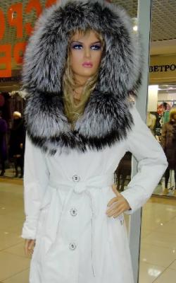 Женская пихора зима 1