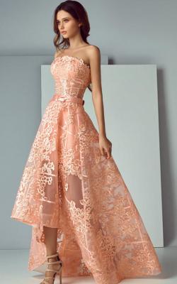 Платье-бюстье на новый год фото 2