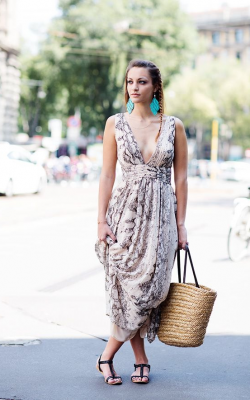 платье лето 2018 фото 1