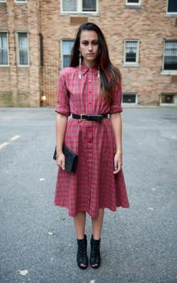 Офисное платье рубашка фото 3