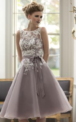 Платье с бантом 7