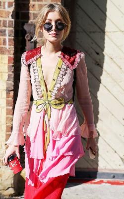 Платье с бантом 13
