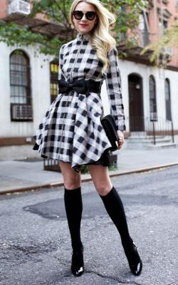 Платье с бантом 15
