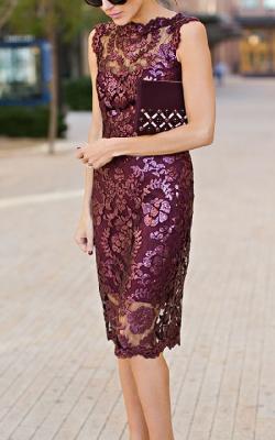 Кружевное платье фото 2