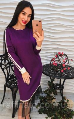 Платье с лампасами фото 11