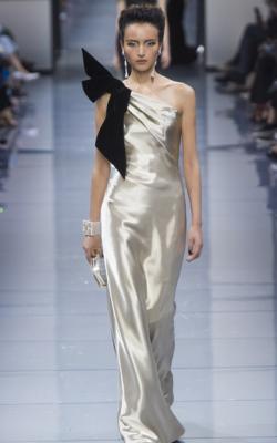 Платье в стиле металлик фото 3