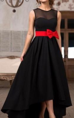 Платья с бантами фото 2