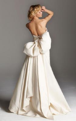 Платье с бантом 3