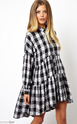 Платье рубашка фото 2