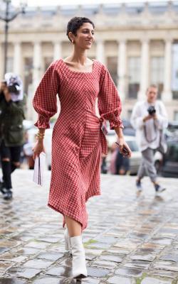 Платье 2018 фасон рукава фото 2