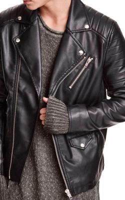 С чем носить байкрскую куртку мужскую фото 1