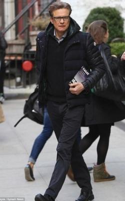 С чем носить мужскую куртку пуховик зимой фото 11