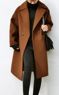 С чем носить шерстяное пальто фото 10