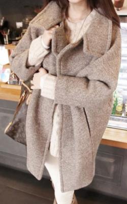 С чем носить шерстяное пальто фото 11