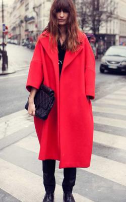 С чем носить шерстяное пальто фото 6