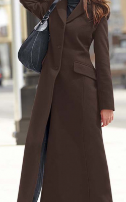 С чем носить шерстяное пальто фото 7