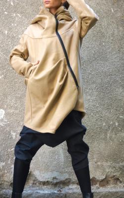 С чем носить женское пальто из кашемира фото 3