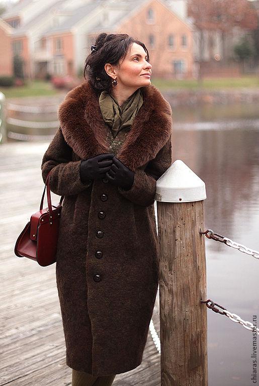 Самое тепле зимнее пальто фото3