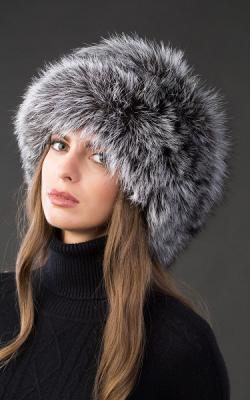 шапка из чернобурки3