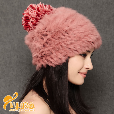 кроличья шапка 6
